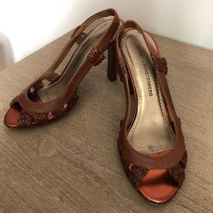 DVF heels size 6